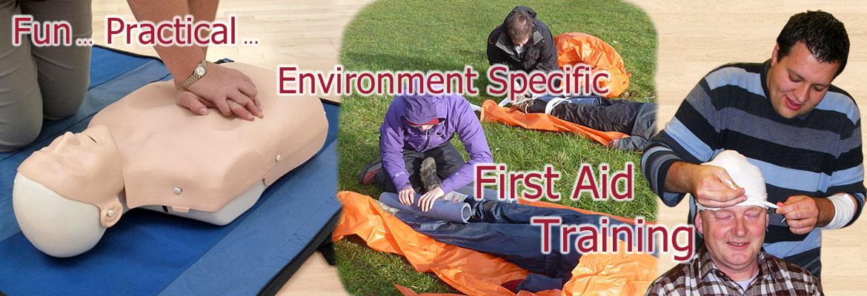 A2E First Aid Courses