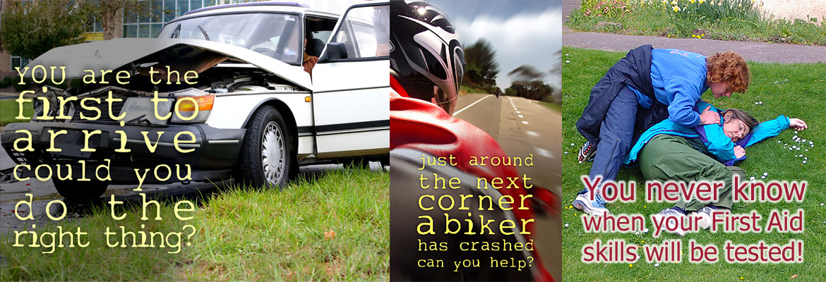 Road User First Aid Courses